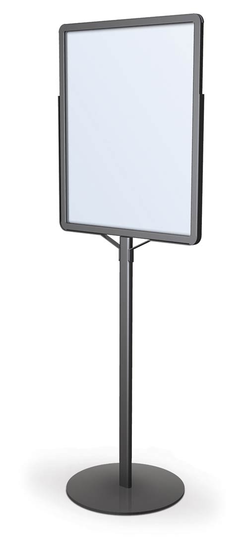 Titan Sign Stands | Floor Standing Sign Holders | Display Aisle
