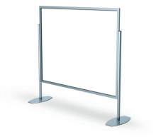 floor standing signsfloor standing sign frames monster frame stands