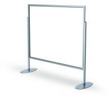 Monster Frame Stands | Floor Standing Sign Holders | Display Aisle