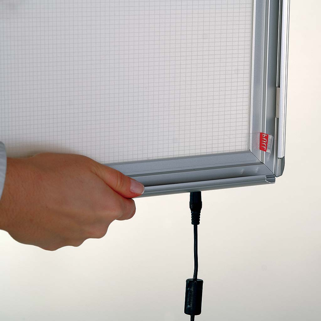 Smart Light Switch >> Smart LED Light Box Display | Hanging Graphic Hardware ...