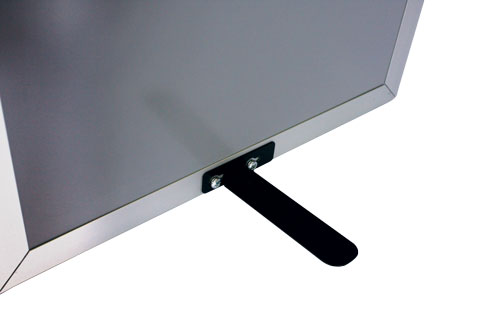 tabletop sign holders desk snap frames