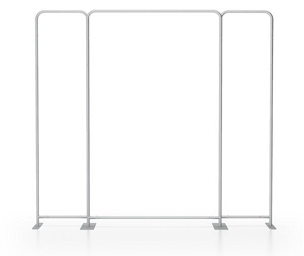 Scenic Fabric Walls | Tension Fabric Displays | Display Aisle