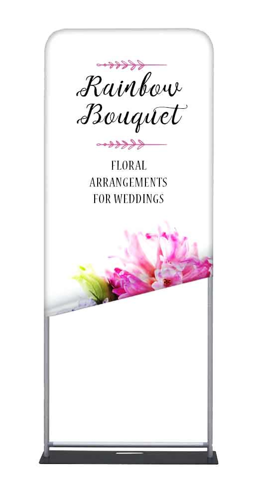 Tension Fabric Banner Stands | Tension Fabric Displays | Display Aisle