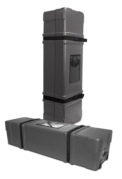 Expo Ii Shipping Cases Trade Show Accessories Display