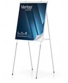 Aluminum presentation flipchart easel