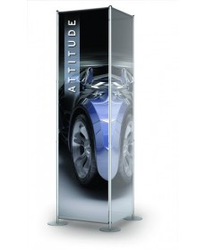Banner Stands - Fixed Width Towers & Partitions