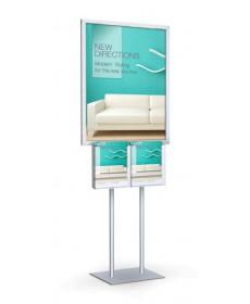 Floor Sign Stands - Information Stands
