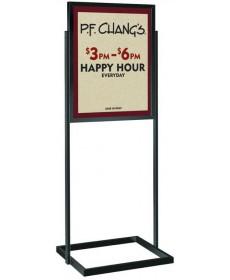 Floor Standing Signs/Floor Standing Sign Frames - Poster Stands - Welded Base
