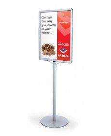 Floor Standing Sign Holders - Titan Sign Stands