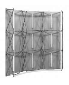 Tension Fabric Displays - Backlit HopUp Displays