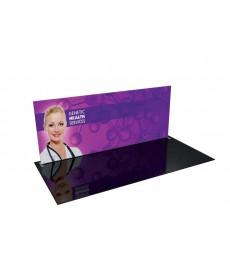 Tension Fabric Displays/Backwalls - Formulate 20 feet Straight